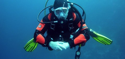 Dykning Teneriffa