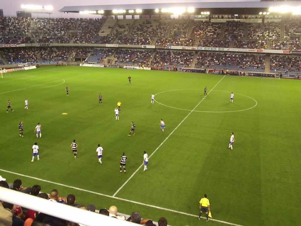 Fotboll Teneriffa
