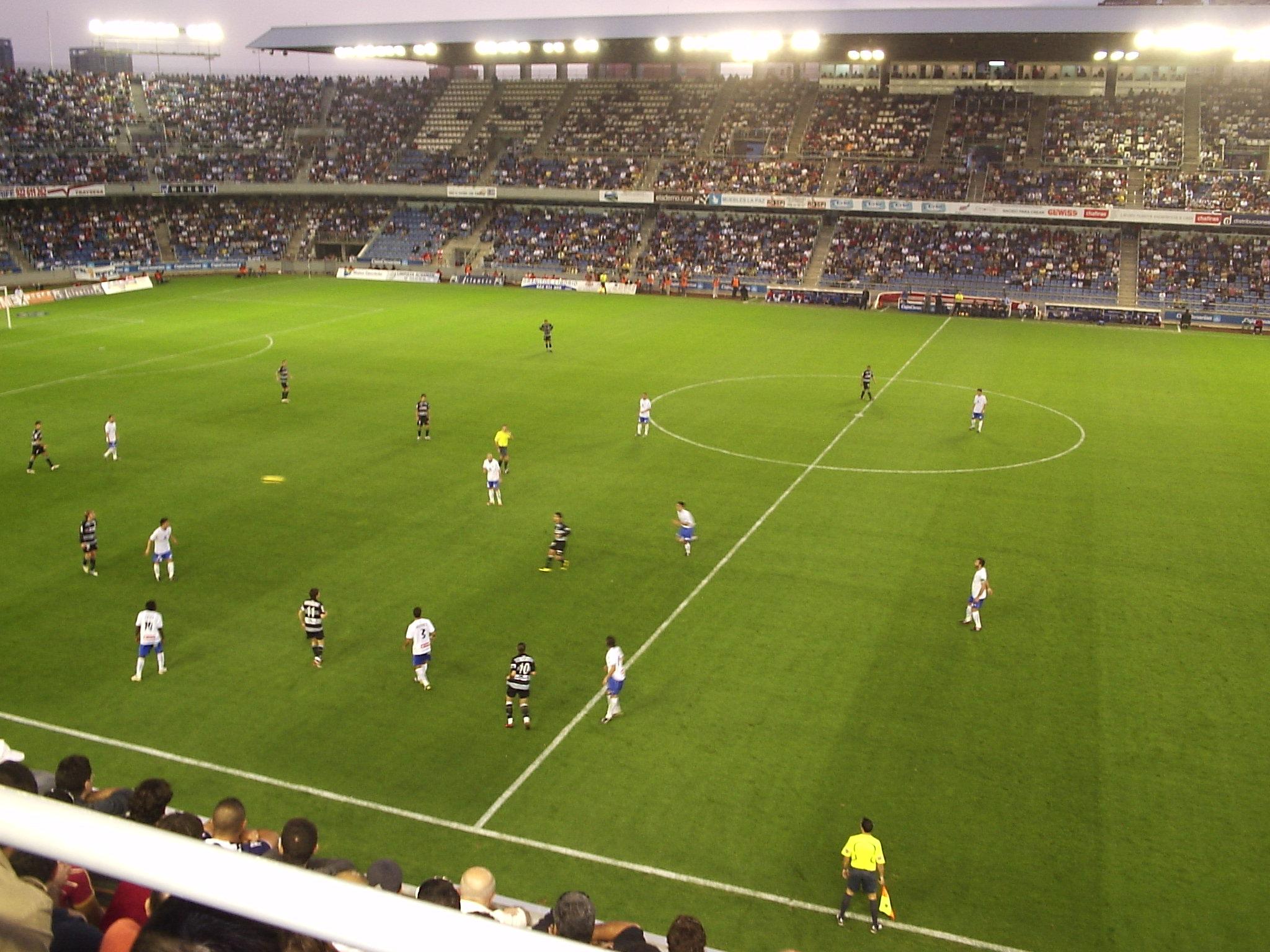 Fotboll Teneriffa – Club Deportivo Tenerife