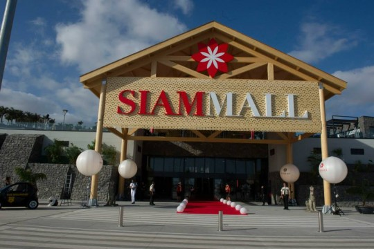 Siam Mall Adeje Teneriffa