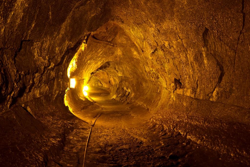 Cueva del Viento Teneriffa
