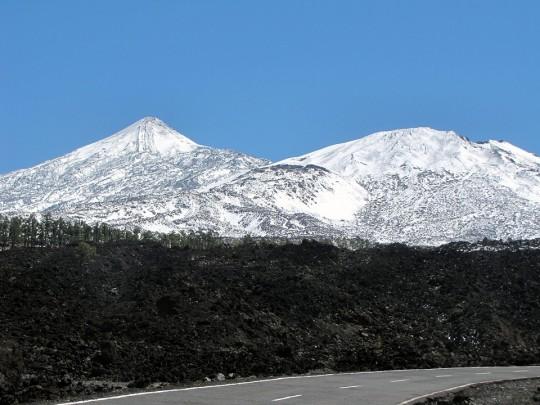 El Teide på Teneriffa