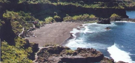 Playa El Bullullo strand Teneriffa