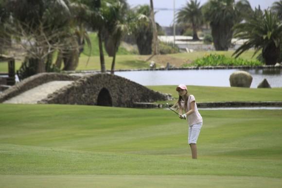 Golf Adeje Teneriffa