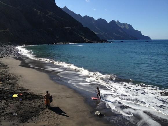 Stranden Teneriffa