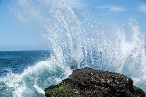Teneriffa strand Atlanten